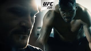 Ufc 220 No Place To Hide Promo