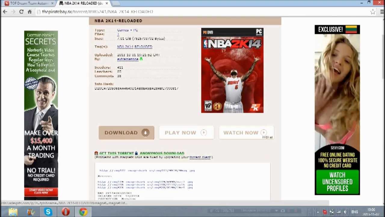 2K10 GRATUITEMENT NBA GRATUIT TÉLÉCHARGER PC