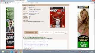 How To Install NBA 2K14 For FREE ! [HD] NO SURVEYS !