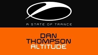 Dan Thompson - Altitude (Original Mix)