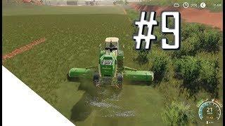 Eksperyment z trawą | LS19 #9