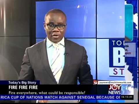 Ghana Central Medical Stores - Today's Big Story on Joy News (19-1-15)