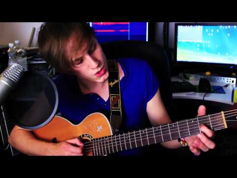 """how to play """"colin hay"""" - """"i just don't think i'll ever get over you"""" guitar lesson"""