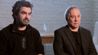 Paul Simon and Joe Berlinger