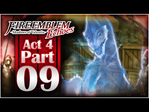 Fire Emblem Echoes: Shadows of Valentia - Act 4: Part 9 | Fear Mountain Exploration!