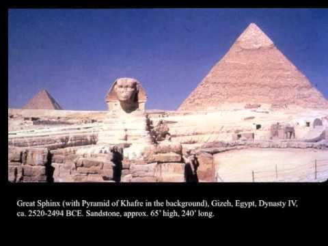 Evoy's AP Art History Lectures: Old Kingdom Egypt