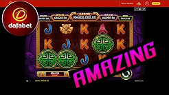 #BIGWIN RM #Dafabet :Game madame Luck. (RUBY PLAY)