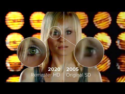 Катя Чехова – Я - робот (HD Remaster 2020 Official Video)