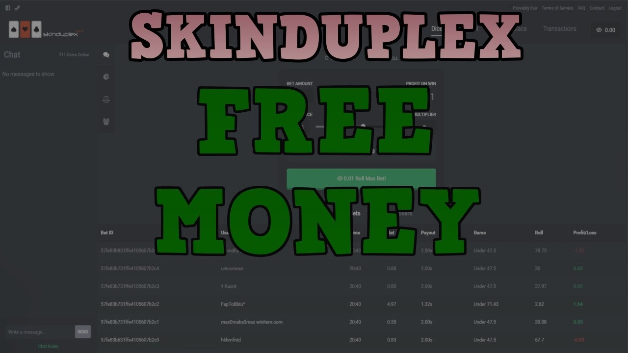 6 free coins [free 1$] new site cs go, new roulette [roulette] [dice