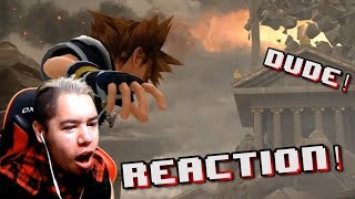 Kingdom Hearts 3 - Together Trailer REACTION! | HMK