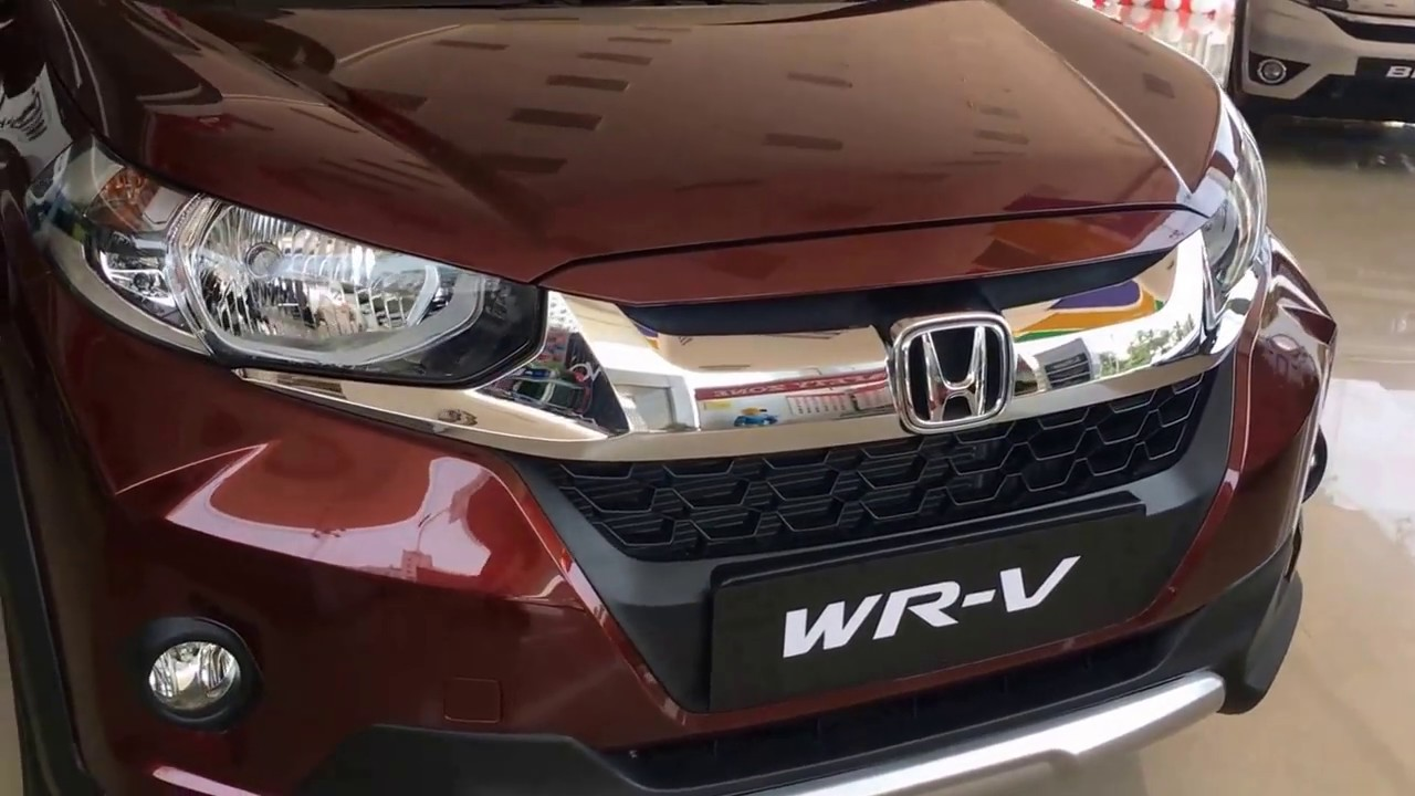 Honda Wrv 2017 Walkaround Interior And Features Review Youtube