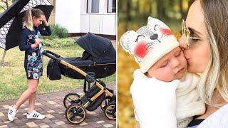 Как выбрать коляску для новорожденного ЗИМА-ЛЕТО | Что важно при выборе | Junama Diamond | 👍🏻👎🏻