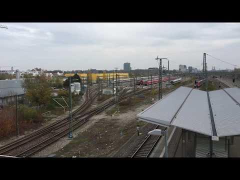 S-Bahn München: Rund um die Station Hirschgarten