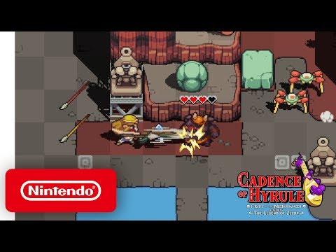 Cadence of Hyrule : faut-il acheter le nouveau Zelda ? (VIDEO)