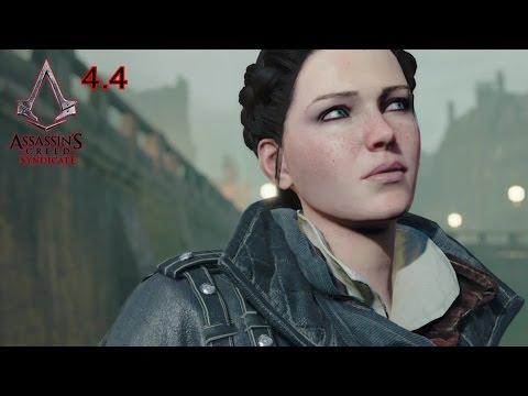 Assassin's Creed Syndicate :  coffre l'avenir ? - séquence 4 .4 - walkthrough 14 FR