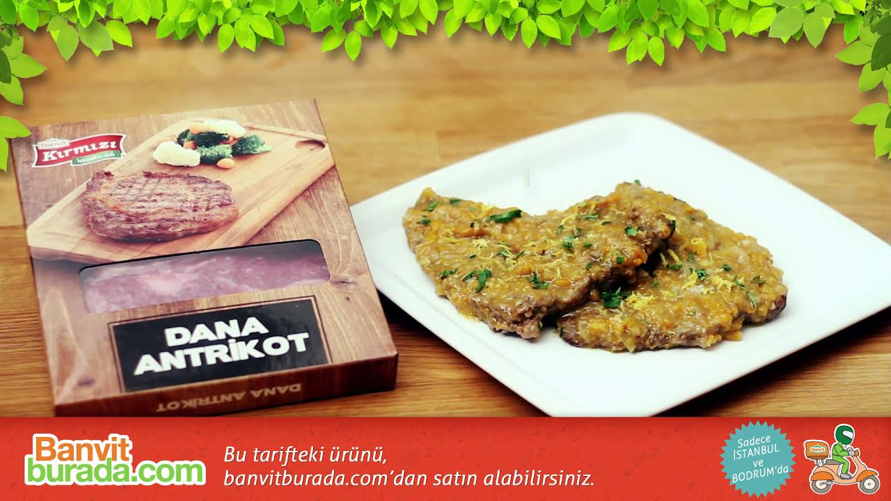 Dana Antrikot – Antrikot Nasıl Pişirilir