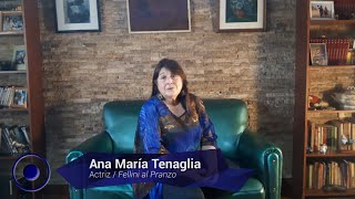 Entrevista a Ana María Tenaglia y Enrico Barbizi