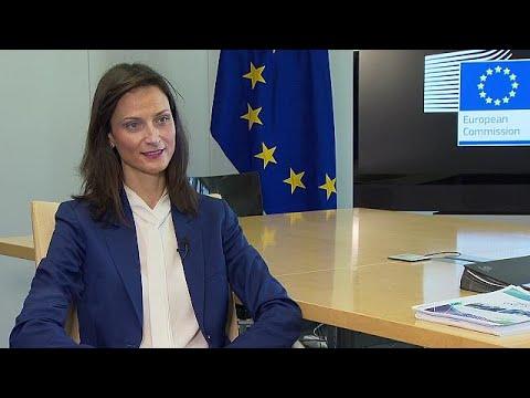 Global Conversation: Euronews speaks to EU Commissioner Mariya Gabriel - global conversation