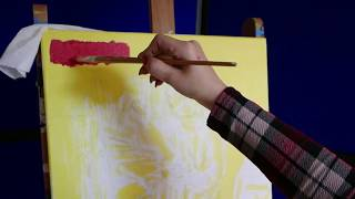 No 20 Binaural ASMR. Painting Happiness. Multi triggered, amazingly relaxing.