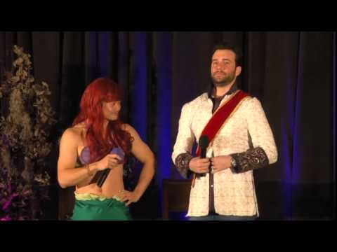 A surprise for Gil McKinney from Osric Chau