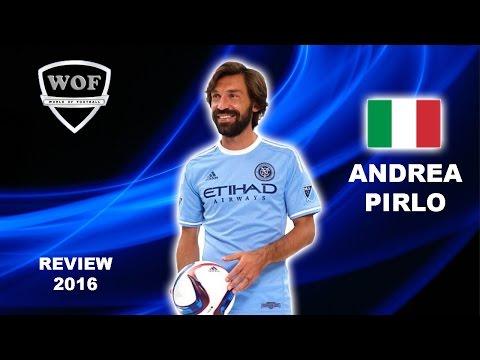 ANDREA PIRLO   New York City   Goals, Skills, Assists   2016 (HD)