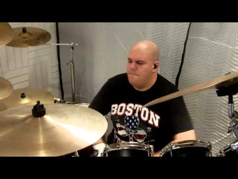 J Geils Band - Centerfold - Drum Cover - AJ Nystrom