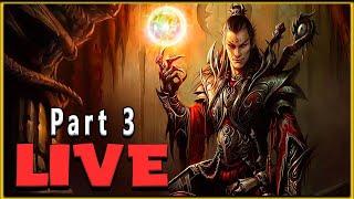 "Diablo 3 Live | ""Act 2 Here We Go!"" (Diablo 3 Live Gameplay)"