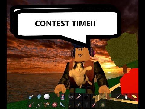 Robux Contest On Samz Videos