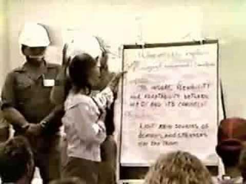 New Employee Training Process - 1984 Style
