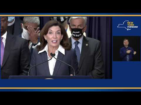 Governor Hochul Announces Major Actions to Improve Justice and Safety in City Jails