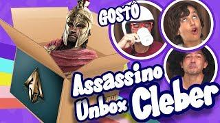 👾 Unbox do Assassin