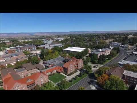 Central Washington University at Ellensburg