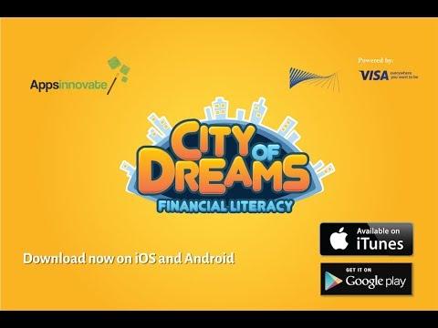 City of Dreams Game: Financial Literacy V2