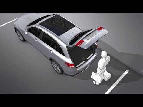 GLC: HANDS-FREE ACCESS - Mercedes-Benz original