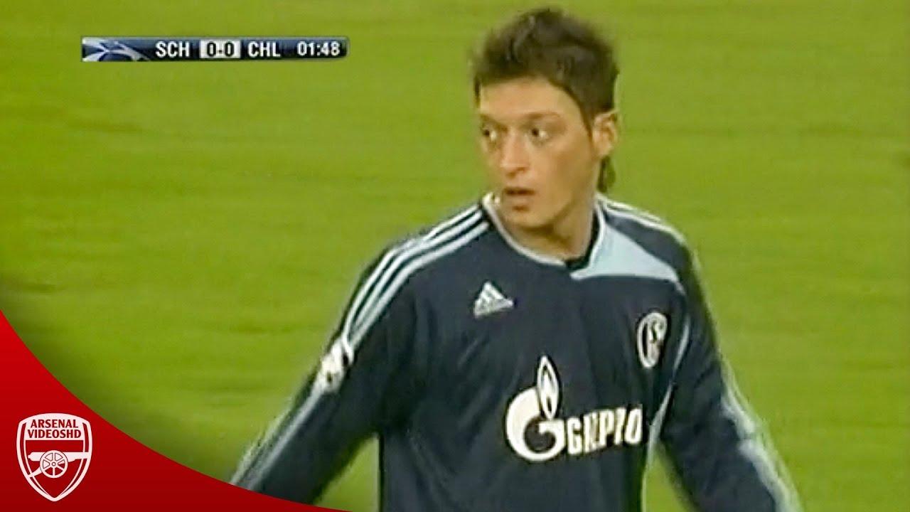 18 Year Old Mesut Özil vs Chelsea