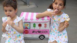 شاحنة الايسكريم الصغيرة | Ice Cream Truck