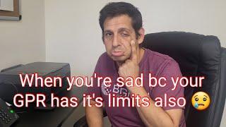 Limitations of GPR (Ground Penetrating Radar)