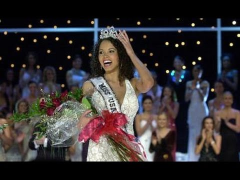 Miss USA 2003 Crowning Moment