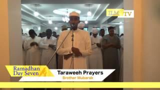 Download lagu TARAWEEH PRAYERS DAY 7 MASJID AS SALAAM SOUTH C MP3