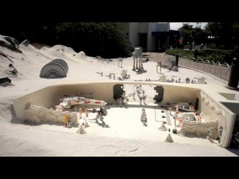 star wars episode vii filmset footage original leaked youtube. Black Bedroom Furniture Sets. Home Design Ideas
