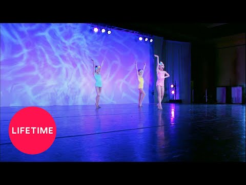 Dance Moms: Chloe, Maddie, and Paige