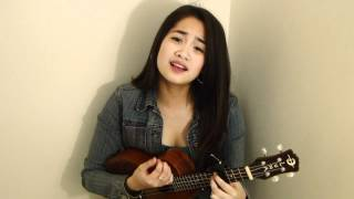 Let Me Love You/ Cater 2 U MASHUP - Uke Cover by Kayzel Mendoza