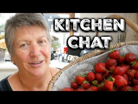 Kitchen Chat (Summer 2018)