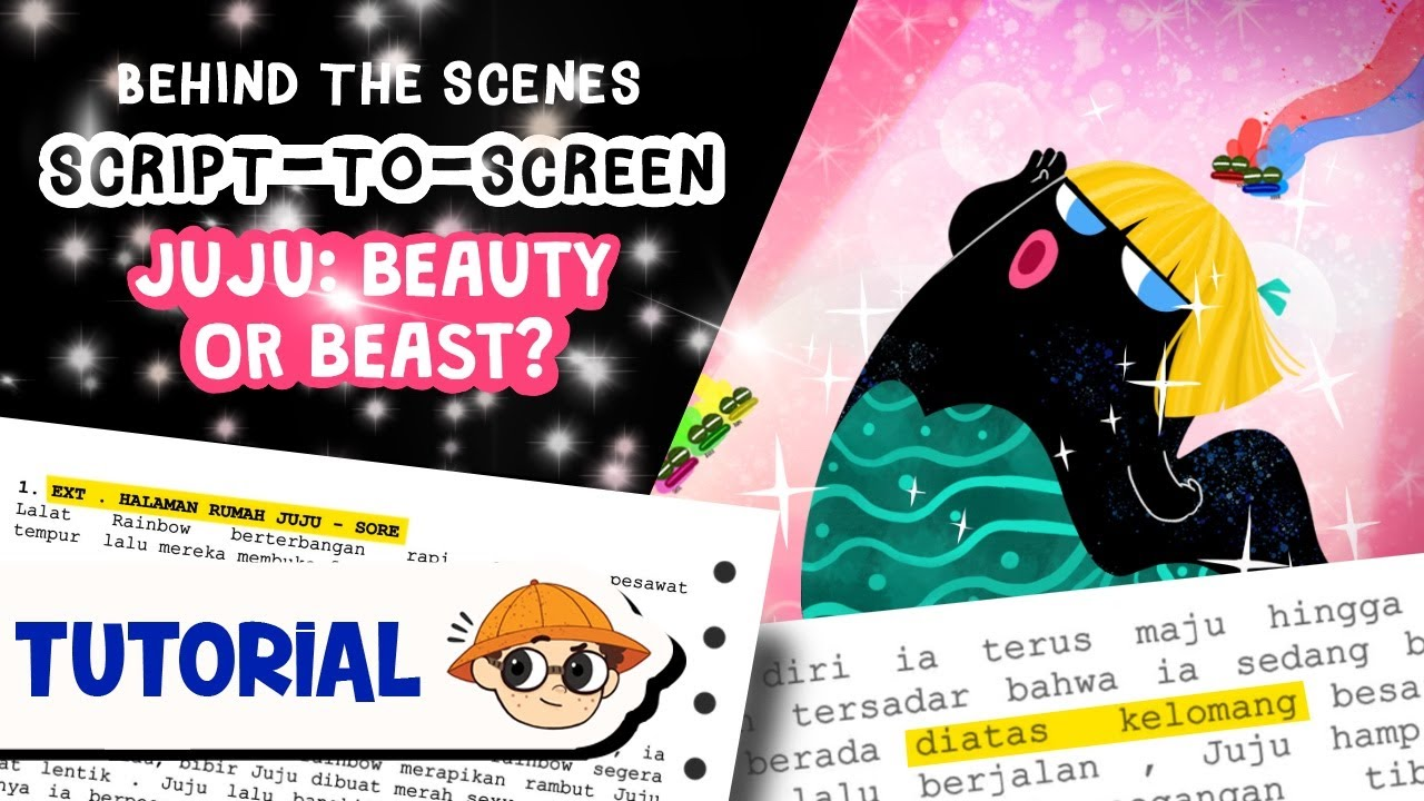 Atlas Boy Adventures - Script-to-Screen: Juju, Beauty or Beast?