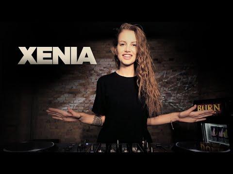 XENIA UA - Live @ Radio Intense Kyiv 29.10.2019 // #TechnoMix