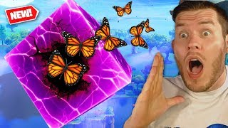 BUTTERFLY LIVE EVENT in FORTNITE!