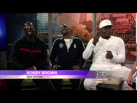 New Edition Local Memphis Live Interview