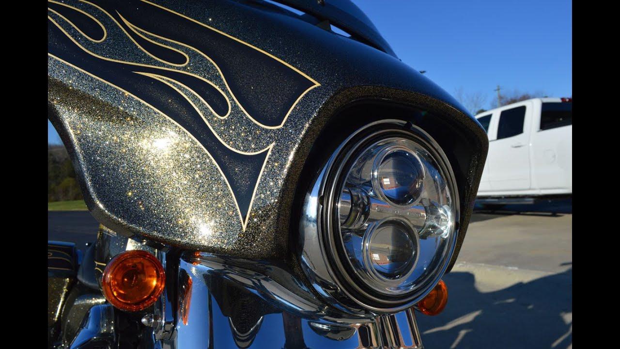Harley Davidson Hard Candy Custom Paint