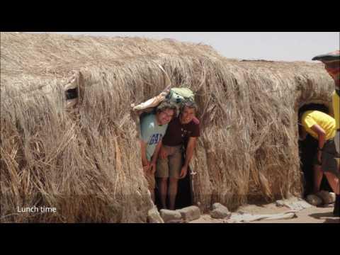 TVD-Dakar; Day #6, Trip Mauritania, Ben Amera, Ben Aicha, Terjit Oasis, Atar