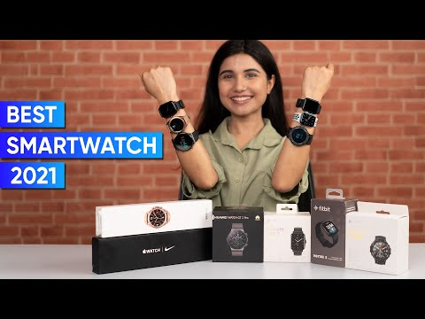 Download My Top 6 pick for the Best Smartwatches (2021)